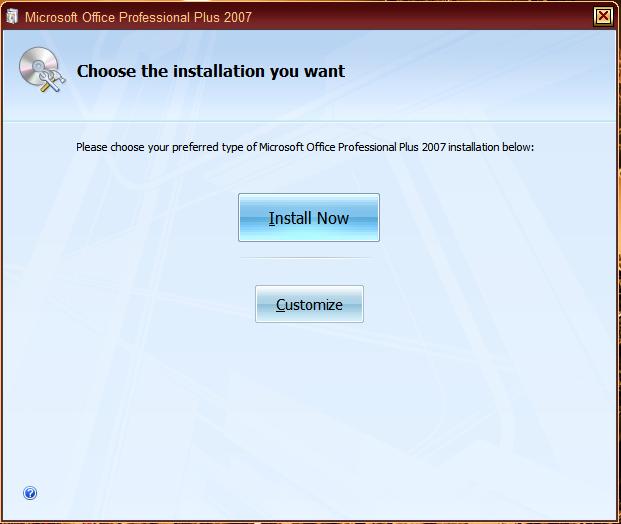 Microsoft Office Professional Plus 2007 Key