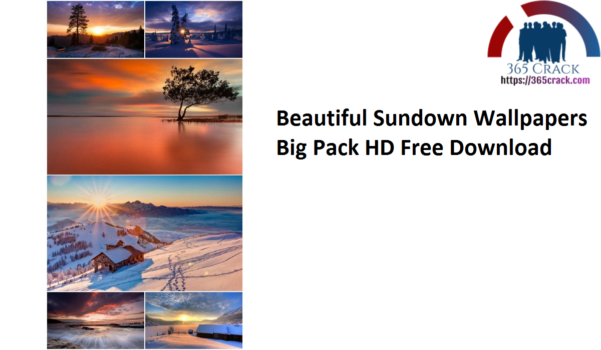 Beautiful Sundown Wallpapers Big Pack HD Free Download