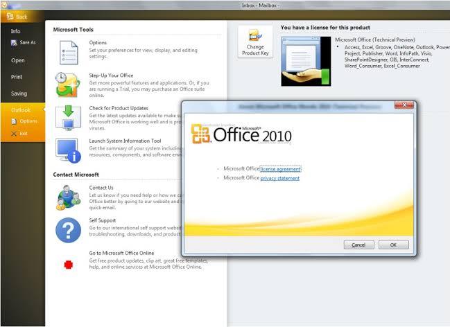Microsoft Office 2010 Professional Plus SP2 Crack
