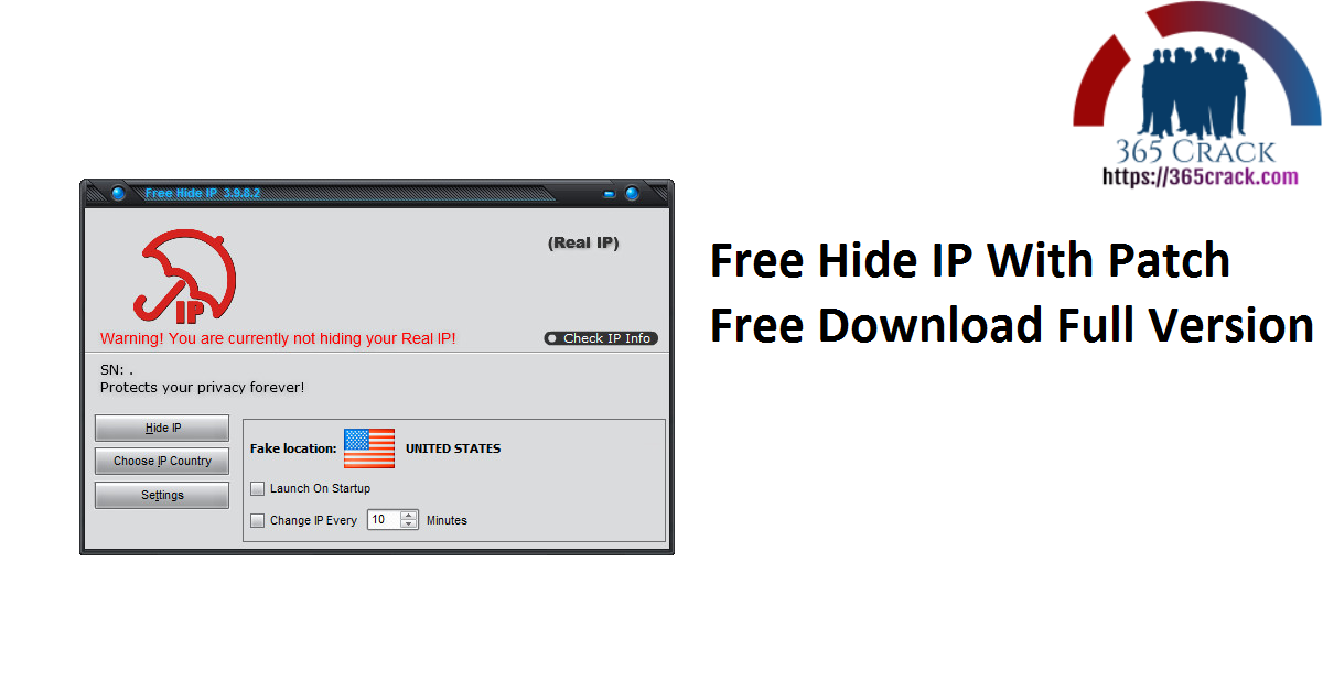 Free Hide IP With Patch Free Download Full Version