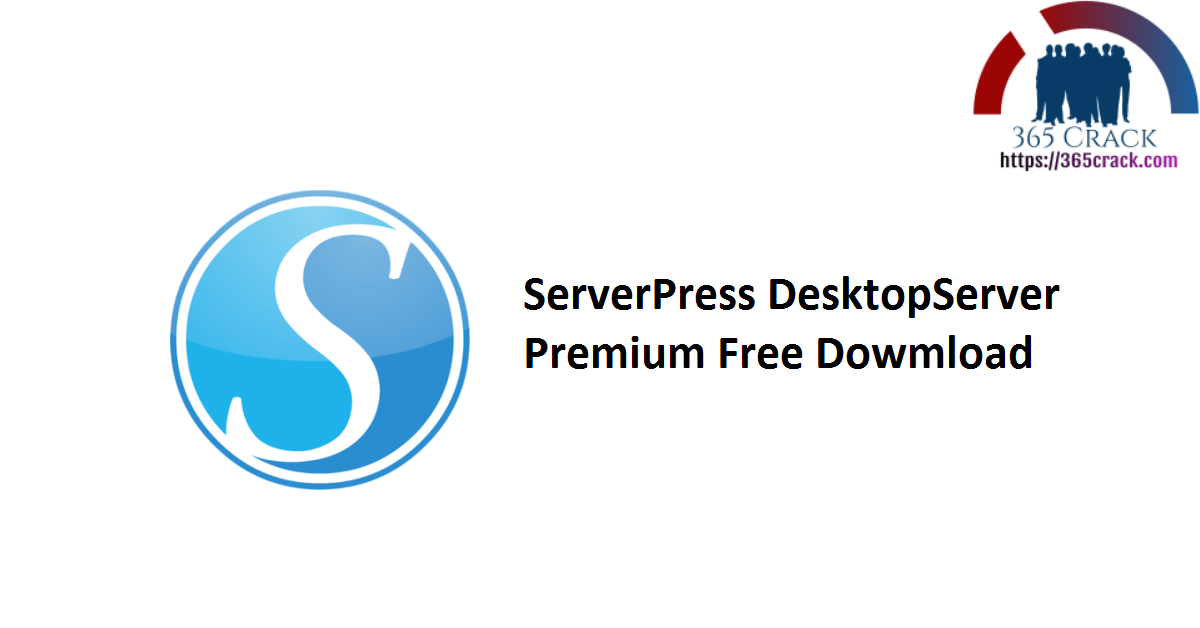 ServerPress DesktopServer Premium Free Dowmload