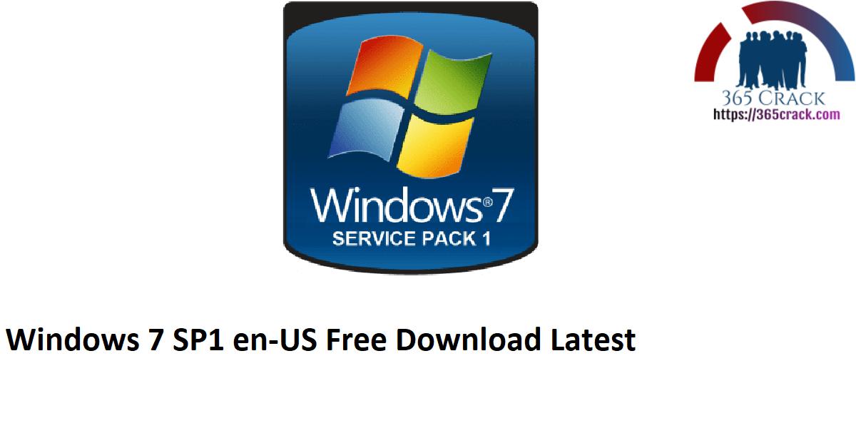 Windows 7 SP1 (x86x64) 16in1 en-US Download {2021}
