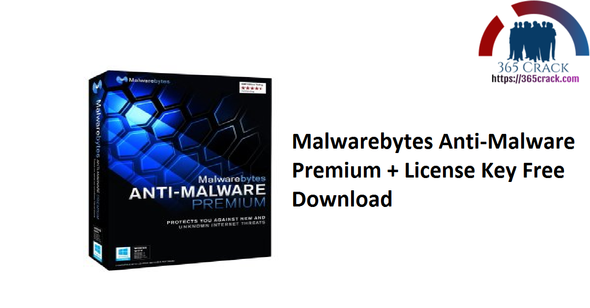 Malwarebytes Anti-Malware Premium + License Key Free Download