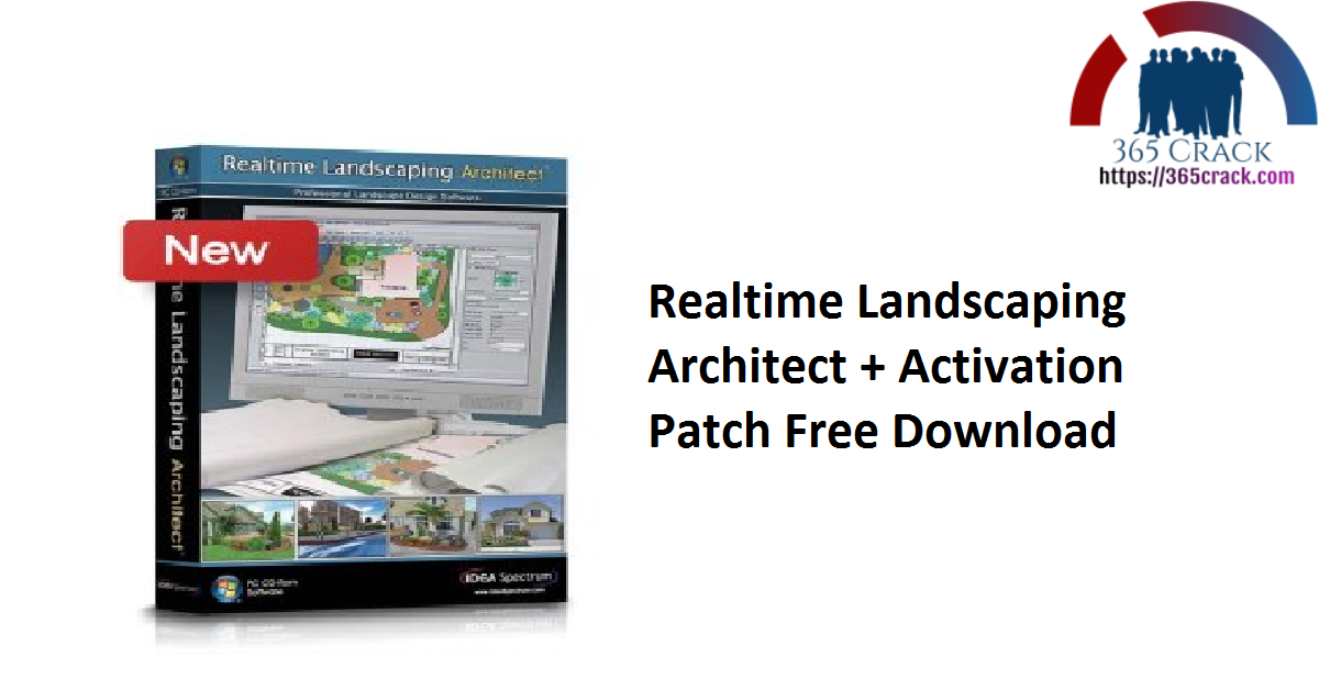 Realtime Landscaping Architect + Activation Patch Free Download