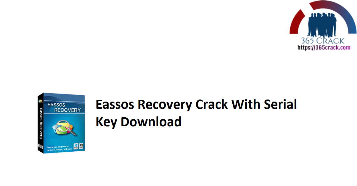 Eassos Recovery Crack With Serial Key Download