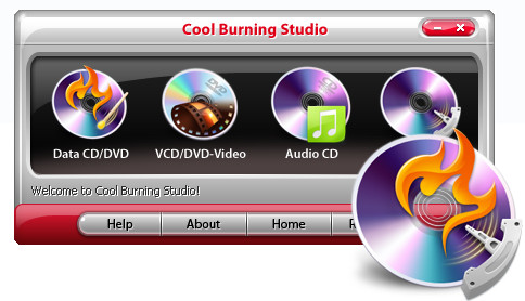 Cool Burning Studio Crack With Serial Key