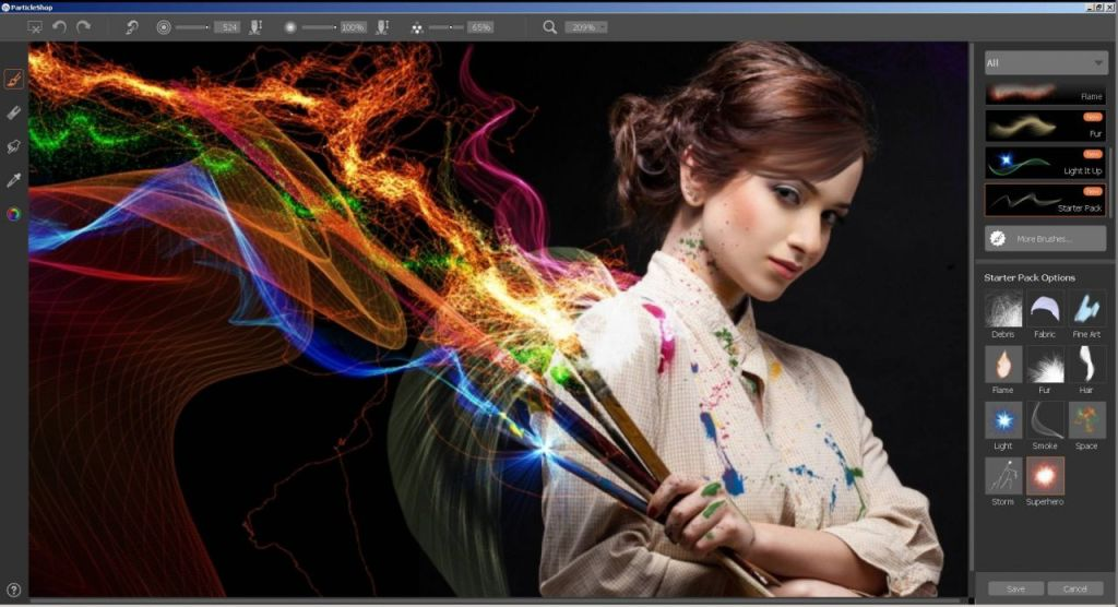 Corel ParticleShop Crack With Serial Key Download