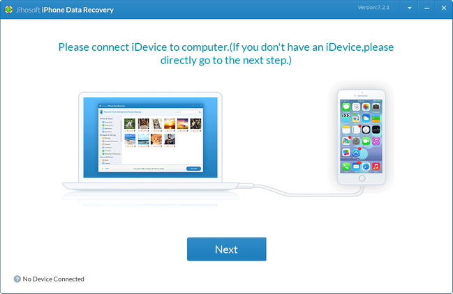 Jihosoft iPhone Data Recovery Crack With Serial Keys Free Download