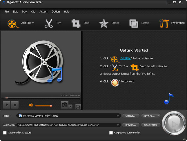Bigasoft Audio Converter Crack With Registration Key Download
