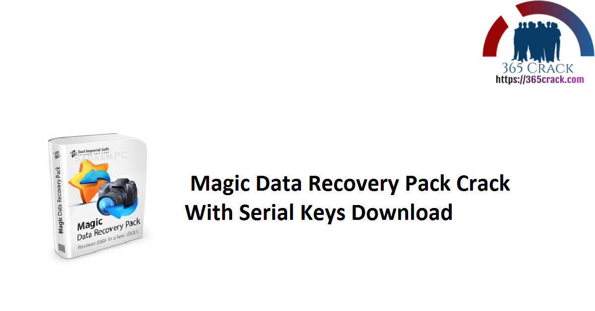 Magic Data Recovery Pack Crack With Serial Keys Download
