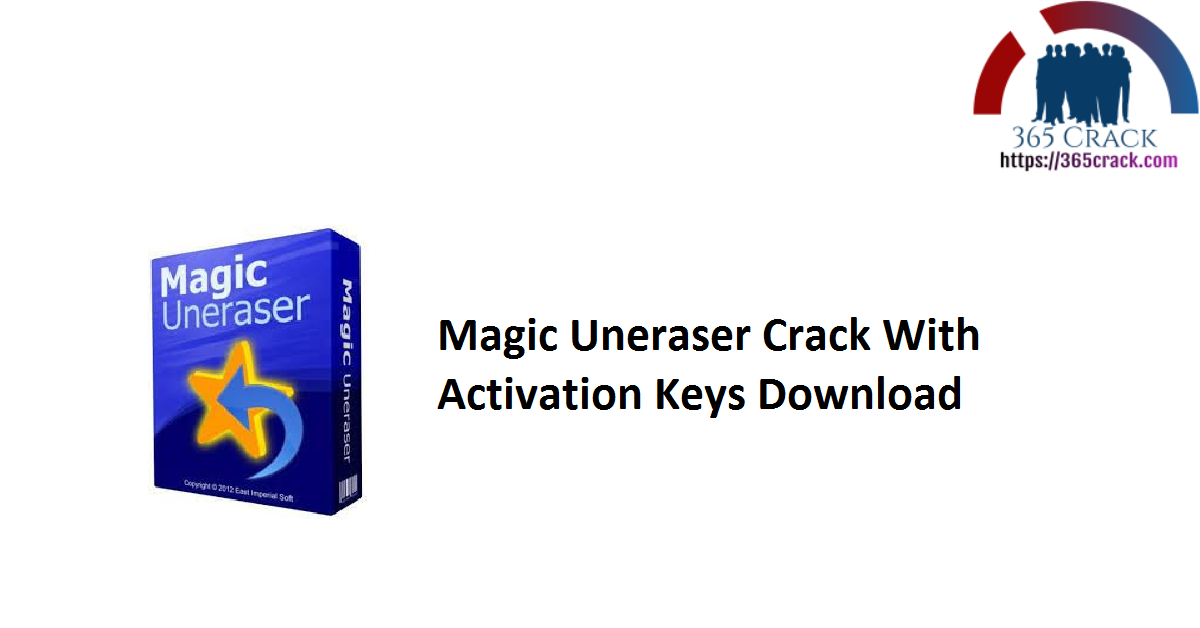 Magic Uneraser Crack With Activation Keys Download