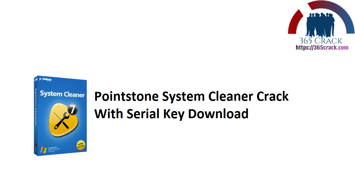 Pointstone System Cleaner Crack With Serial Key Download