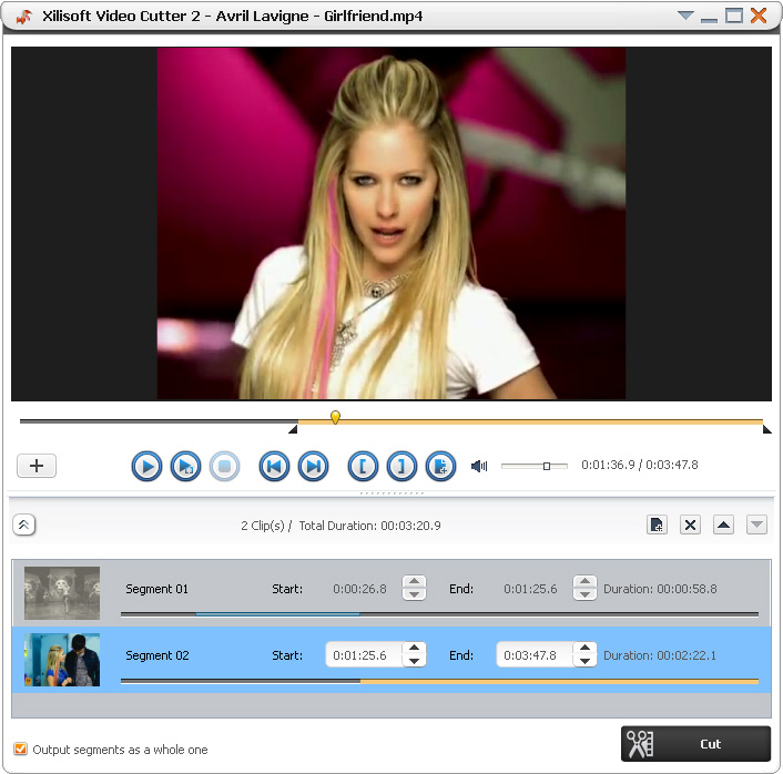 Xilisoft Video Cutter Crack With Registration Key Download