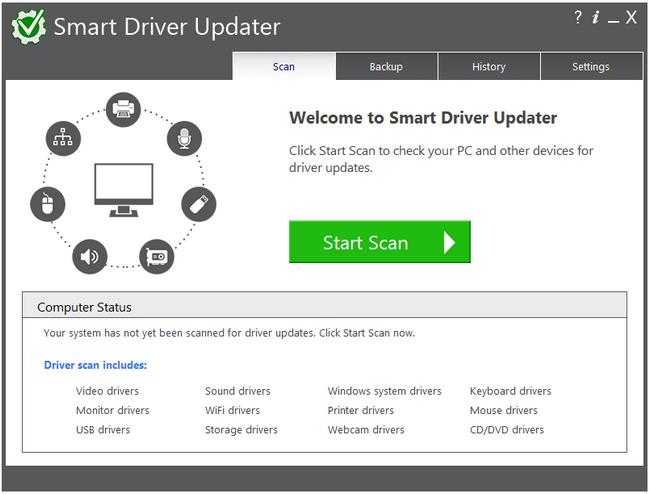 Smart Driver Updater Crack With Registration Key Download