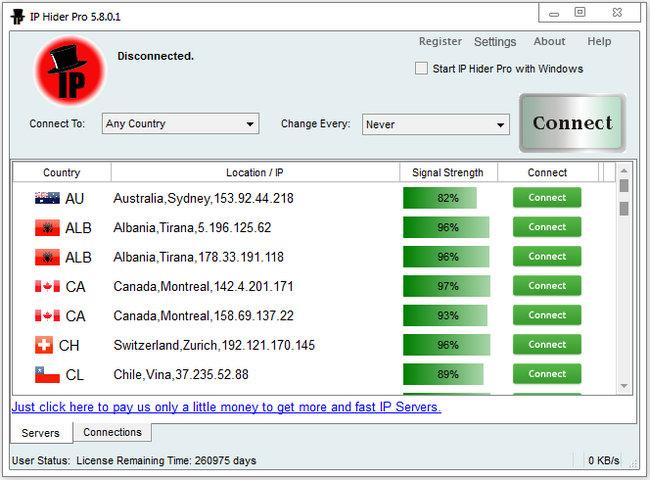 IP Hider Pro Crack With Registration Key Download