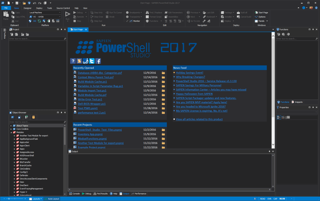 PowerShell Studio Crack With Registration Key Download