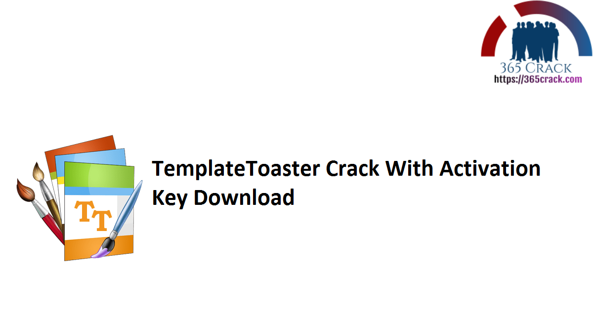 TemplateToaster Crack With Activation Key Download