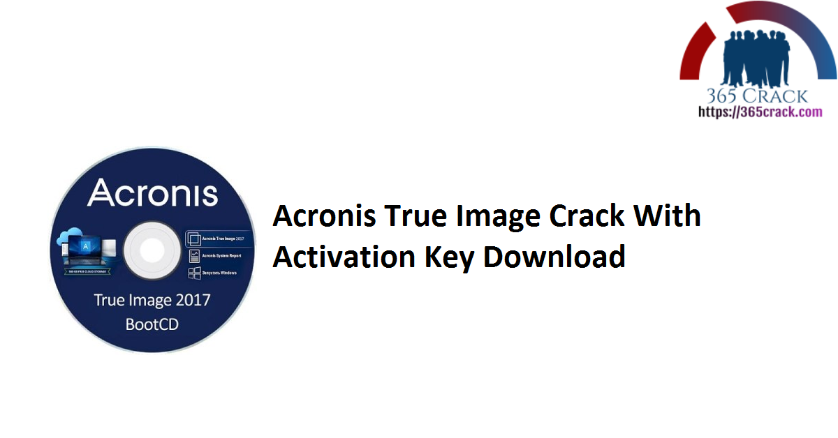 Acronis Activation Code