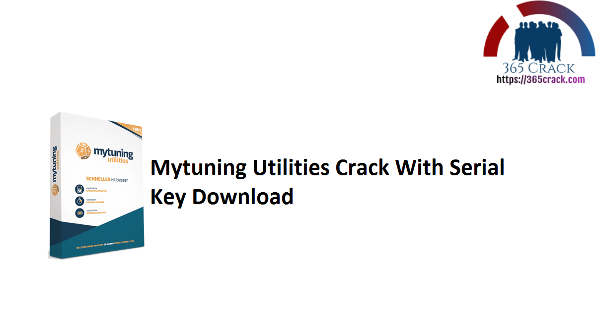 Mytuning Utilities Crack With Serial Key Download