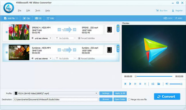 4Videosoft 4K Video Converter Crack With Serial Key Download