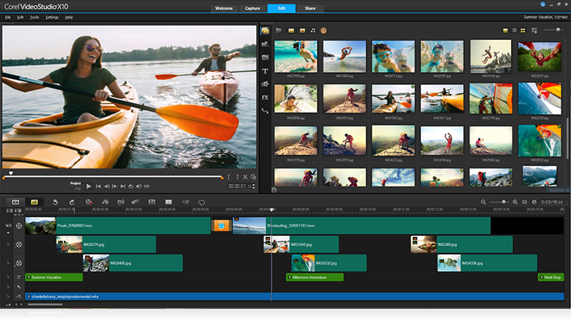 Corel VideoStudio Pro X10 Crack With Registration Key Download