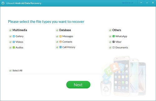 Gihosoft Android Data Recovery Crack With Serial key Download