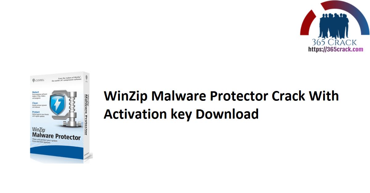 WinZip Malware Protector Crack With Activation key Download