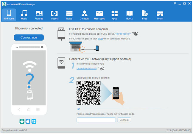 Apowersoft Phone Manager PRO Crack With Activation Key Download (Latest)