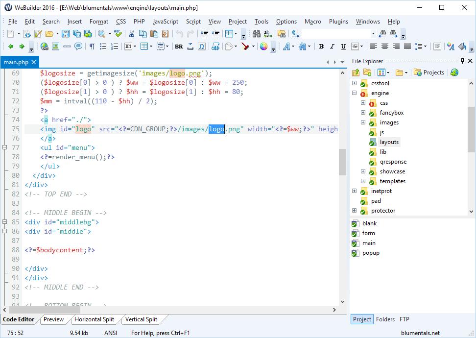 Blumentals WeBuilder Crack With Activation Key Download (Latest)