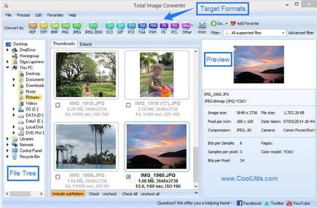 Total Image Converter 8.2.0.230 Crack