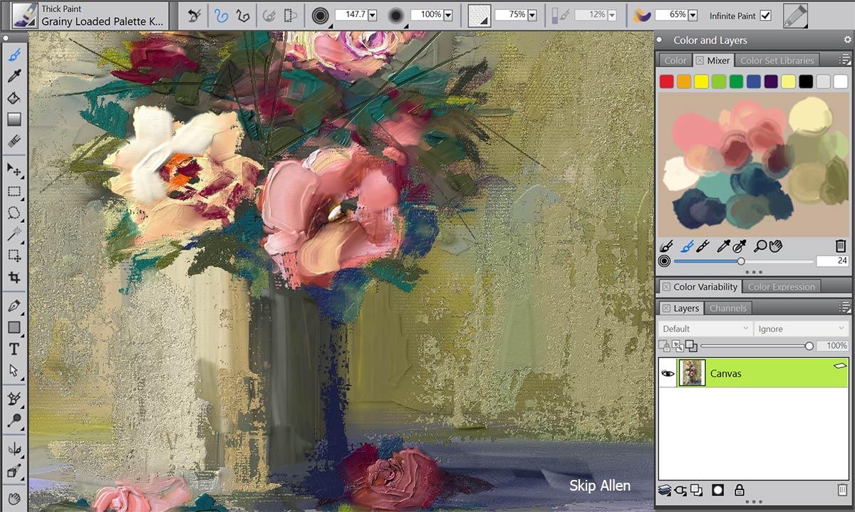 Corel Painter Crack With Activation Key Download