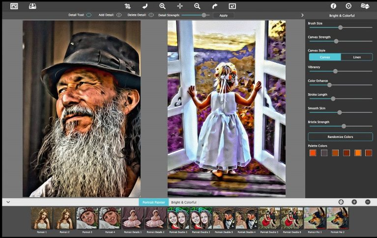 JixiPix Portrait Painter Crack With Registration Key Download