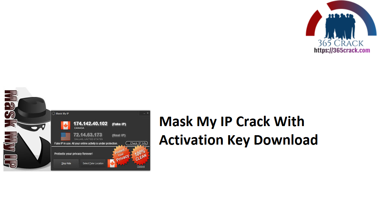 Mask My IP Crack With Activation Key Download