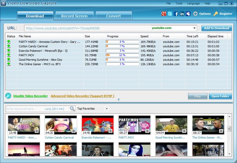 Apowersoft Video Download Capture 6.5.0.0 Crack