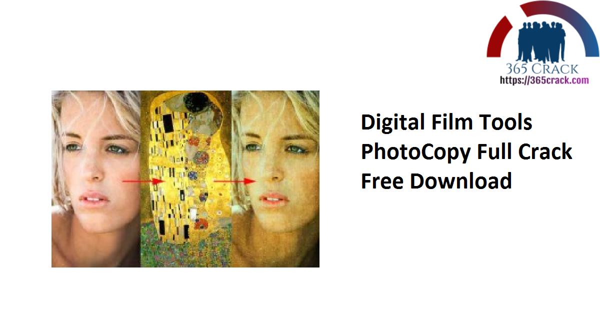Digital Film Tools PhotoCopy 2.0v11 Full Crack 2021