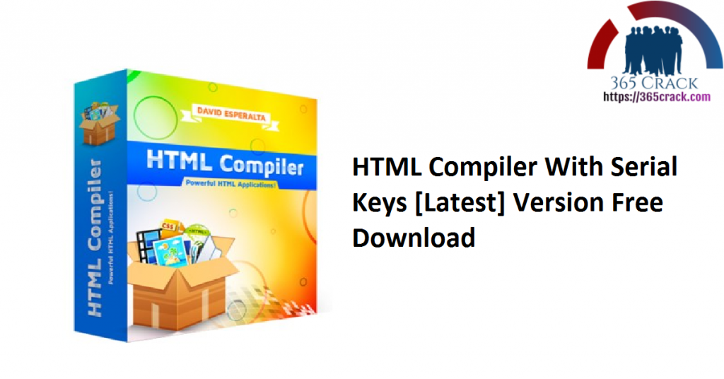 HTML Compiler With Serial Keys [Latest] Version Free Download