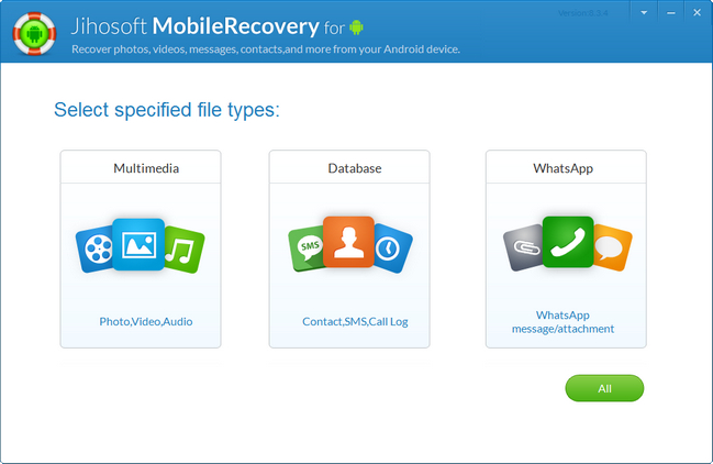 Jihosoft Android Phone Recovery 8.5.6 Crack