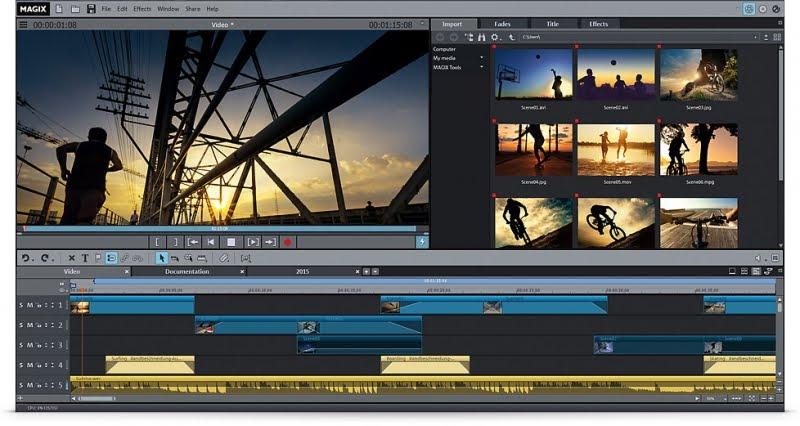 MAGIX Movie Edit Pro Premium 2021 Crack