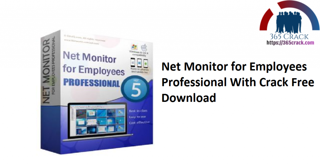 Net Monitor for Employees Professional With Crack Free Download