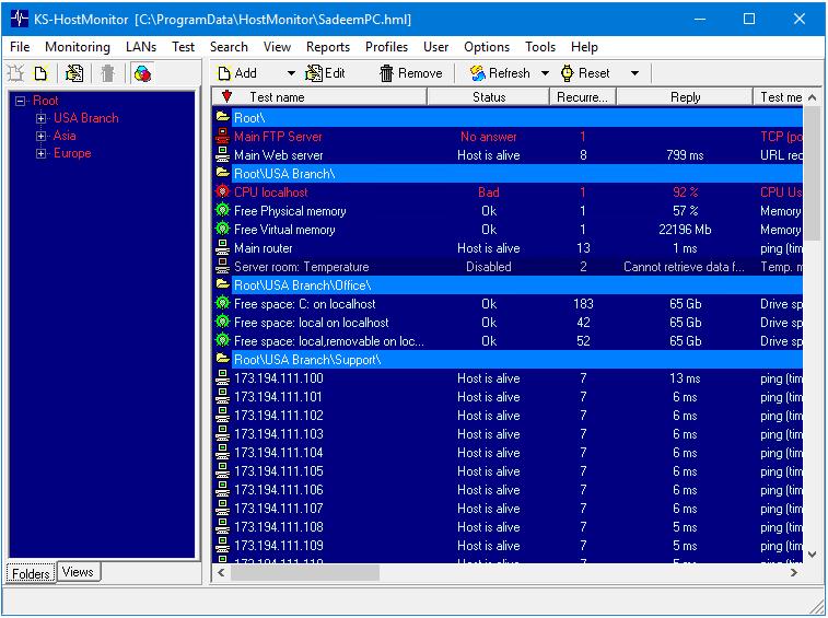 Advanced Host Monitor 12.64 Enterprise Crack