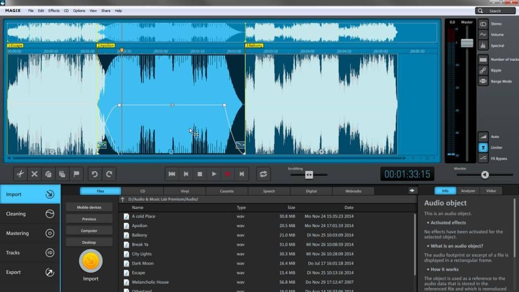 MAGIX Audio & Music Lab 29.0.4.25 Premium Crack