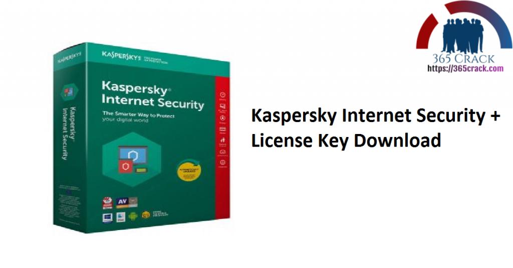 Kaspersky Internet Security + License Key Download
