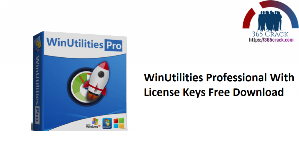 WinUtilities Professional With License Keys Free Download