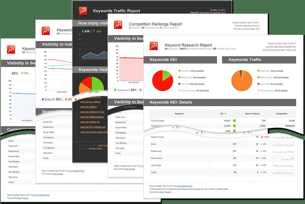 Rank Tracker Enterprise Crack