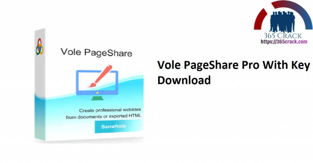 Vole PageShare Pro With Key Download