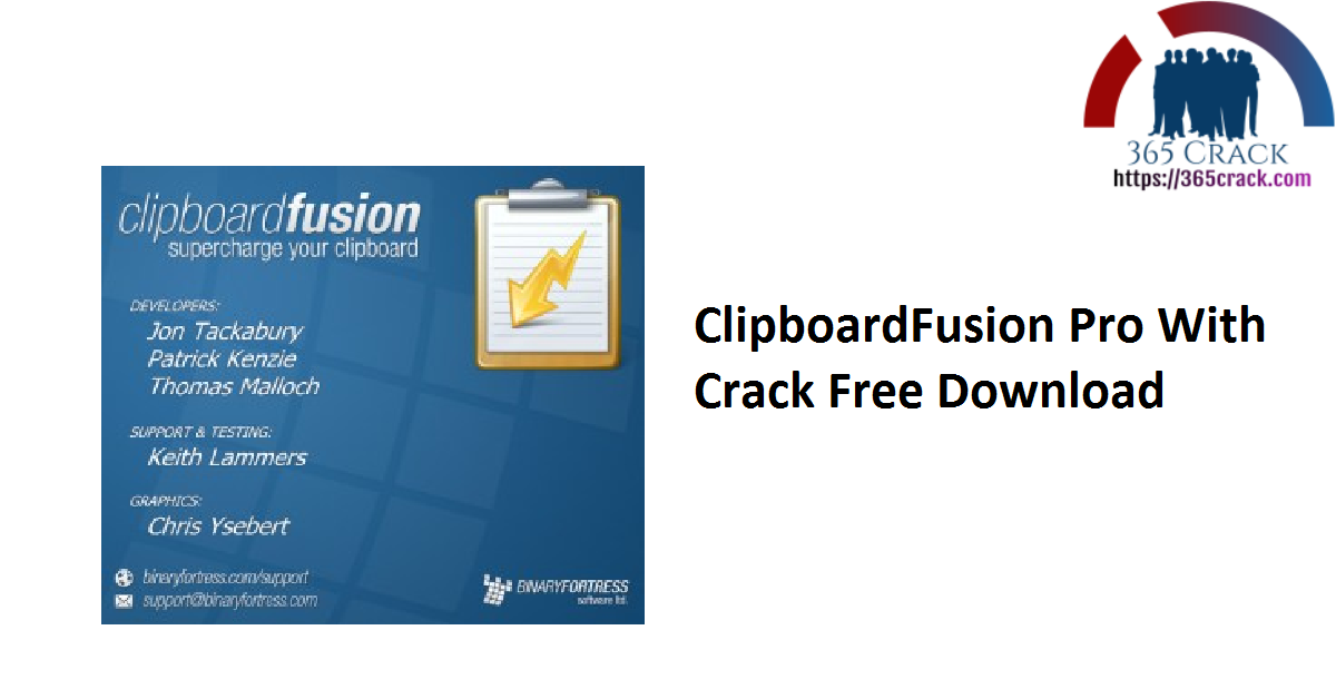 ClipboardFusion Pro With Crack Free Download
