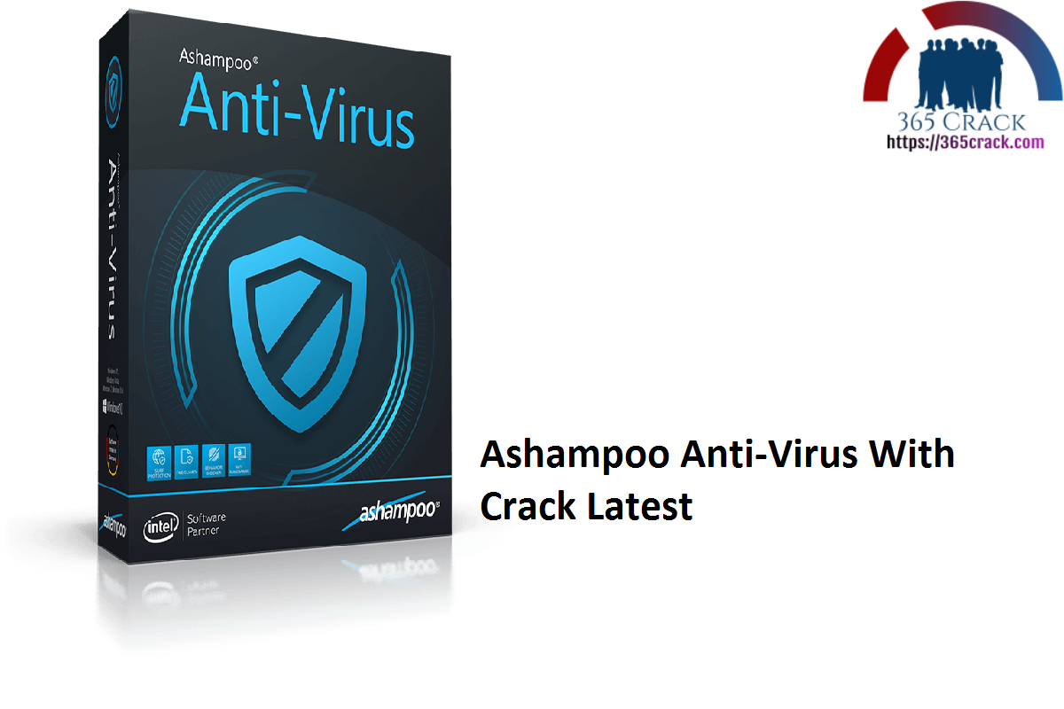 Ashampoo Anti-Virus With Crack Latest