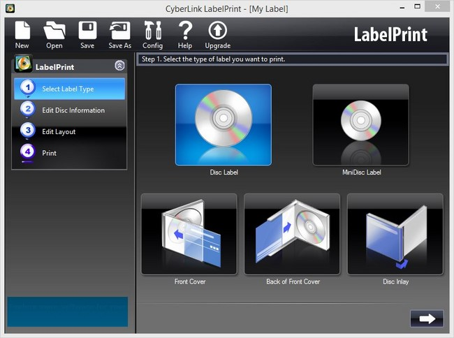 CyberLink LabelPrint 2.5.0.13602 Crack