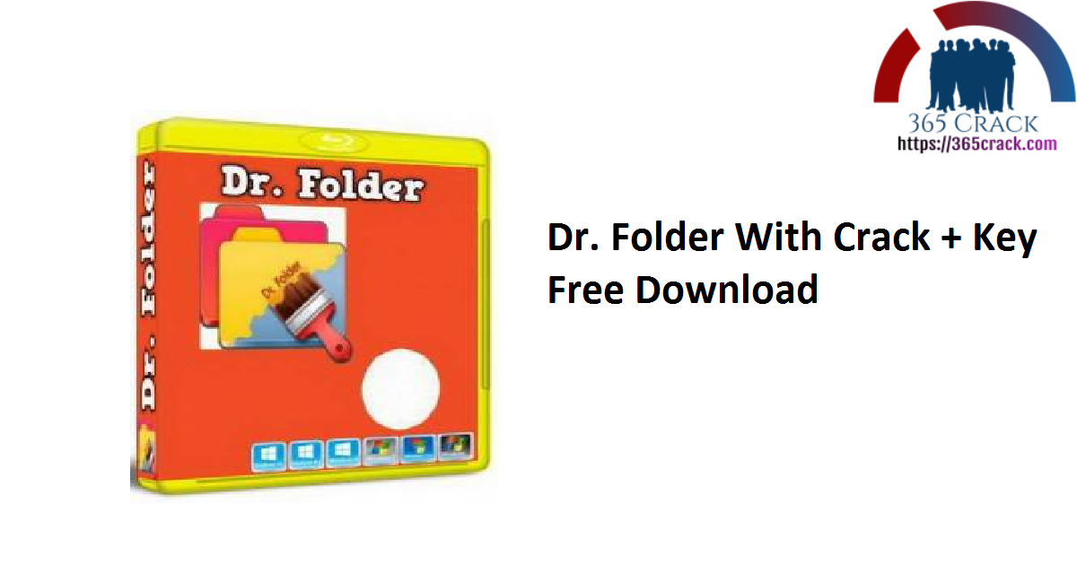 Dr. Folder With Crack + Key Free Download