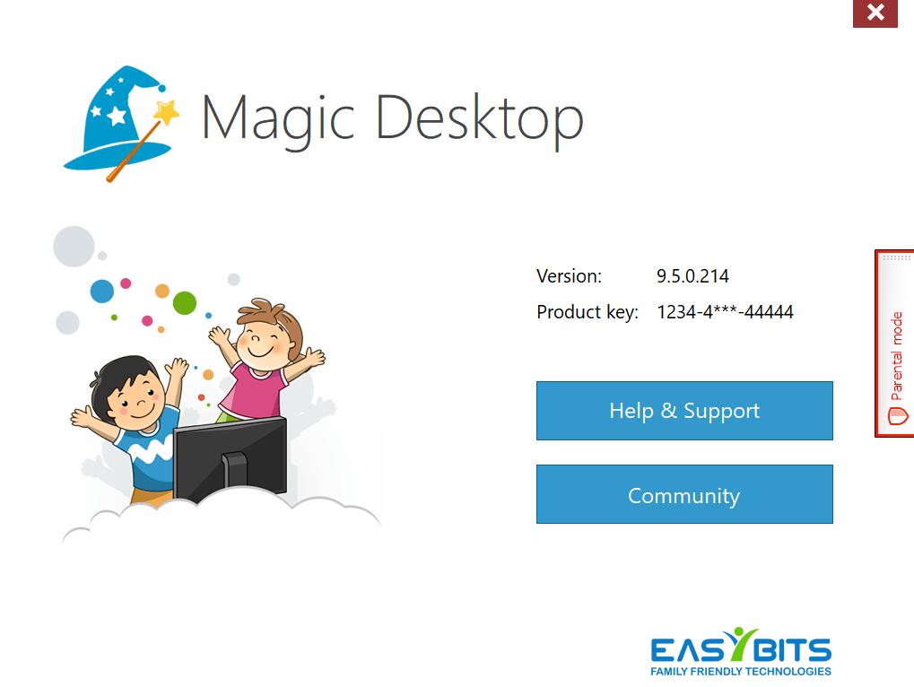 Easybits Magic Desktop 9.5.0.217 Crack